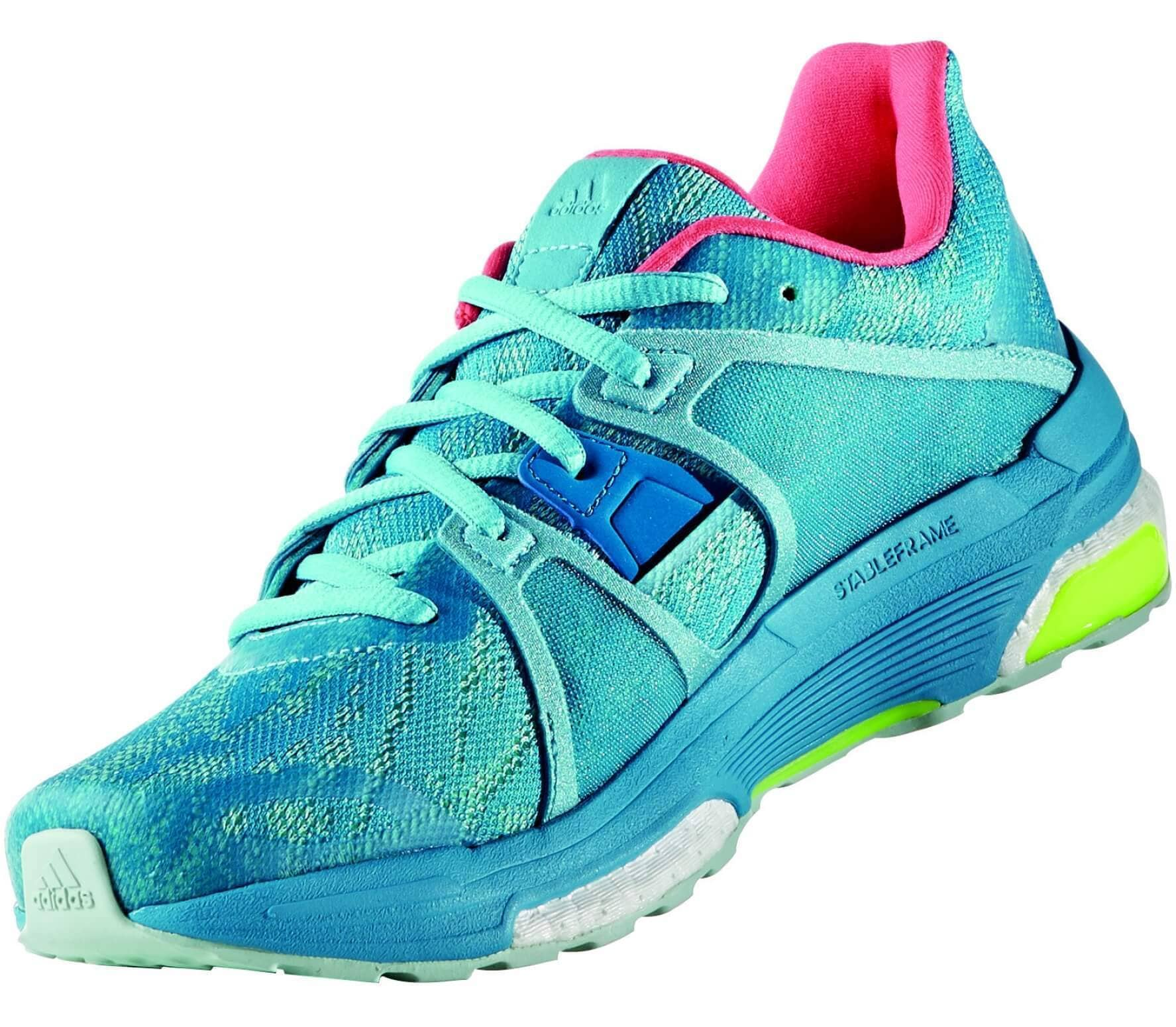 170a99bddd1fc Adidas - Supernova Sequence 9 women s running shoes (blue light red ...