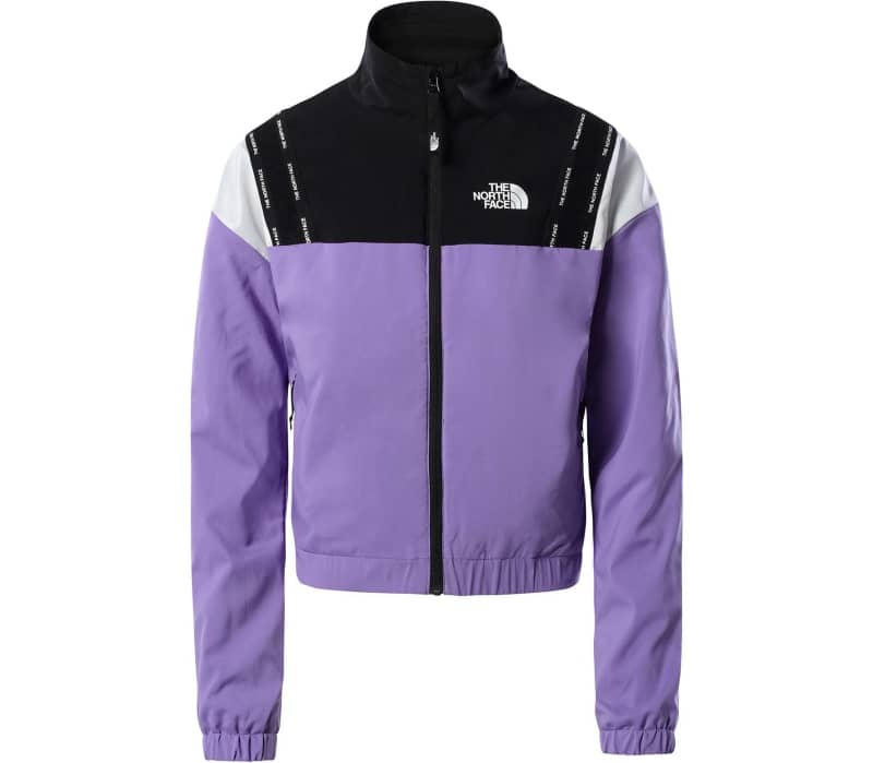 Train N Logo Damen Windbreaker