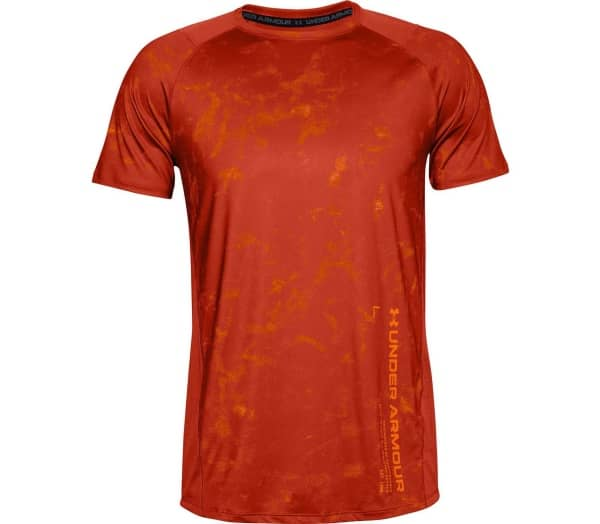 UNDER ARMOUR Mk-1 Graphic Men Training Top - 1