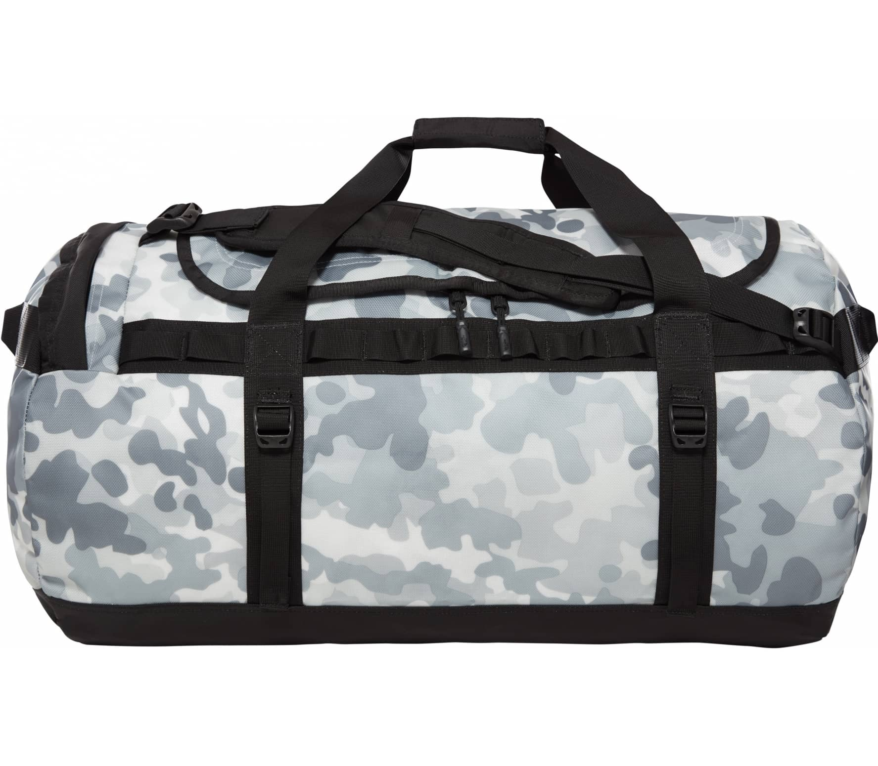The North Face - Base Camp duffel bag - L duffel bag (white/grey) thumbnail