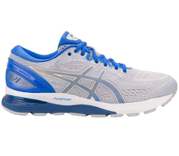 ASICS GEL-NIMBUS 21 lite-show Men Running Shoes  - 1