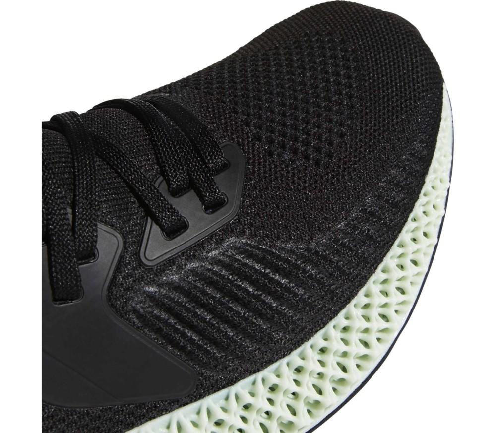 adidas Alphaedge 4D Unisex Running Shoes  black