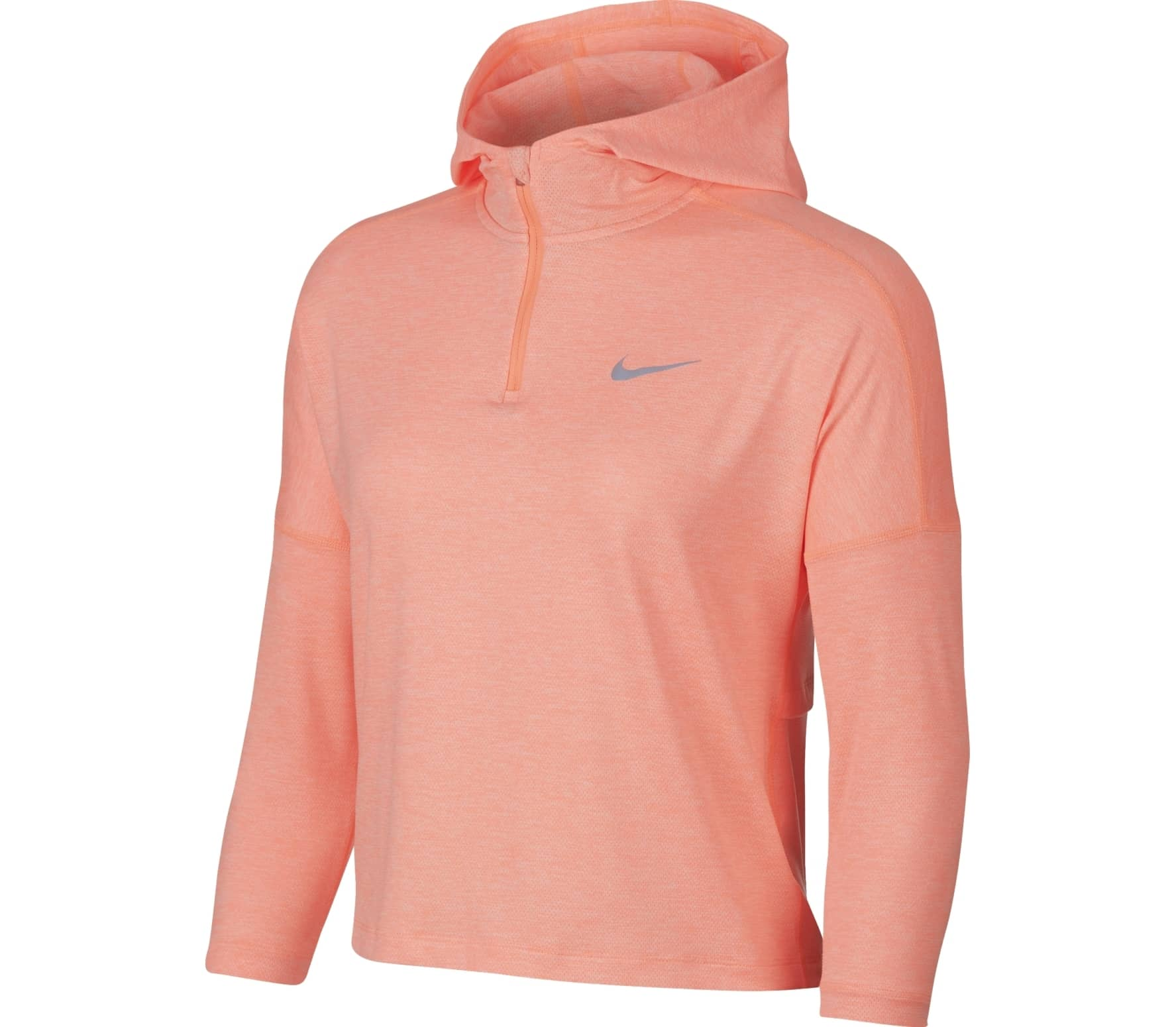 Nike - Dry Element women's running jacket (orange) - XS thumbnail