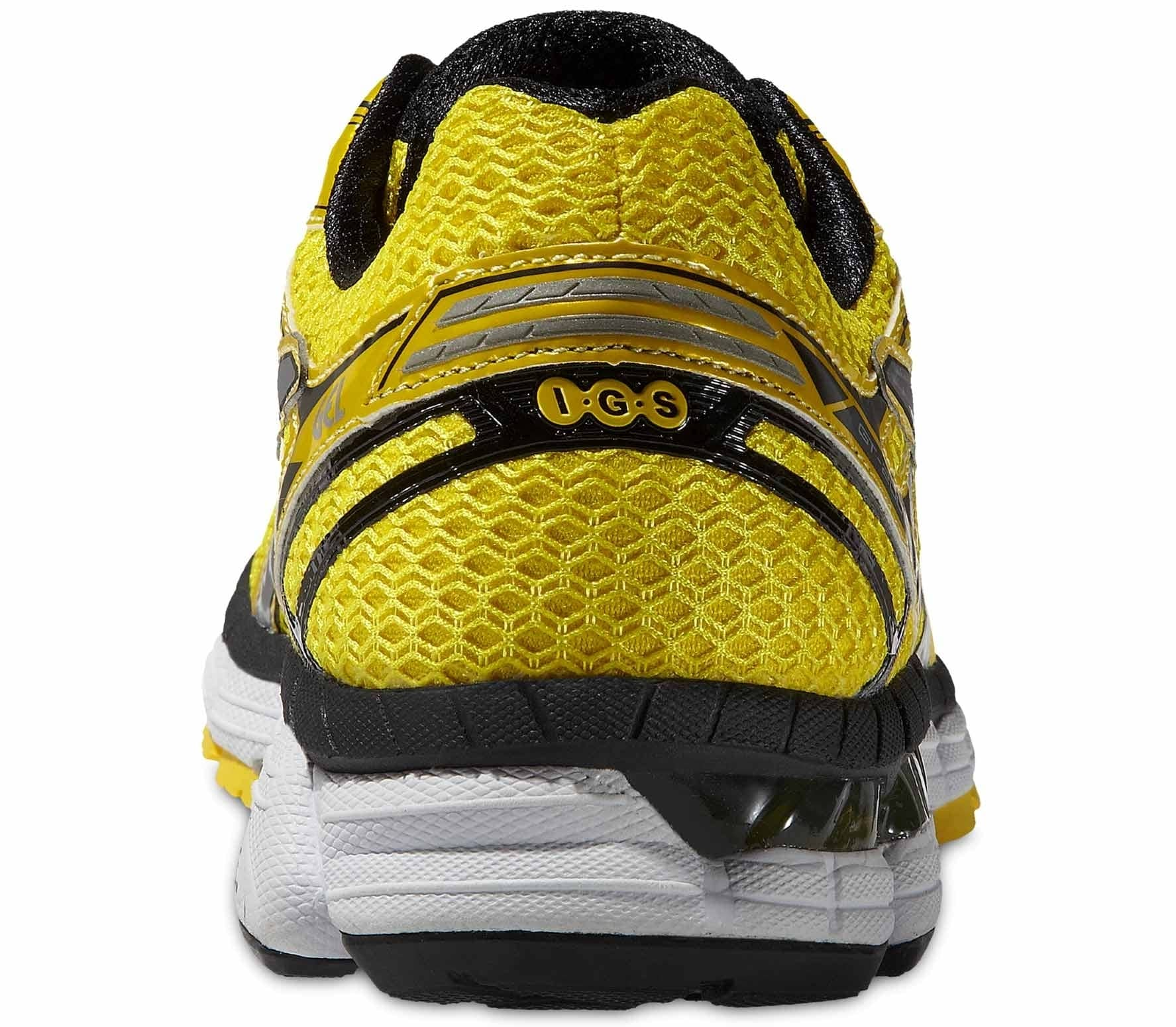 eb537f4b44 Asics - GT-2000 2 men's running shoes (yellow) - buy it at the ...