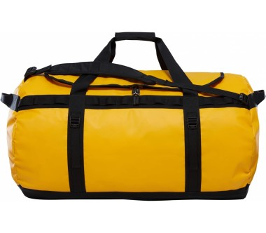 The North Face - Base Camp XL - Update duffel bag (yellow/black)