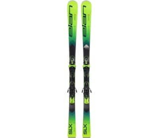 SLX FusionX inkl. EMX 12.0 GW Unisex Skis with Bindings