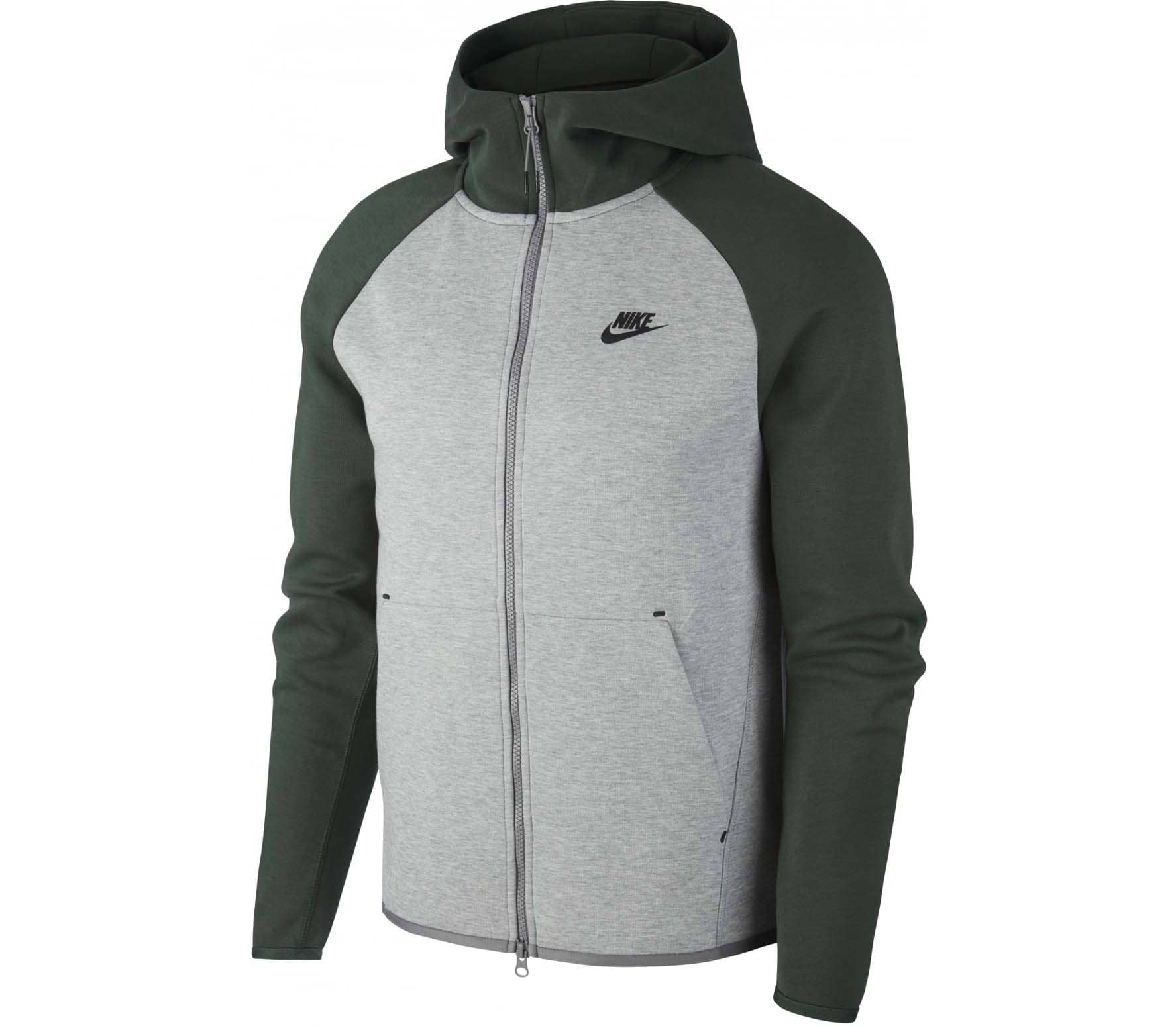 Tech Fleece Men Zip-up Sweathirt