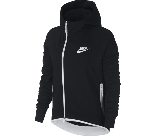 NIKE SPORTSWEAR Tech Fleece Cape Full-Zip Damen Fleecejacke - 1