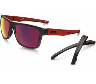 Oakley Crossrange Bike Brille Unisex black