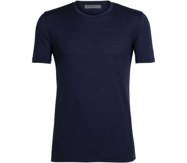 ICEBREAKER Tech Lite Crew Men Functional Top - 1