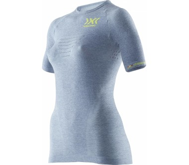 X-BIONIC Speed Evo Donna Top grigio