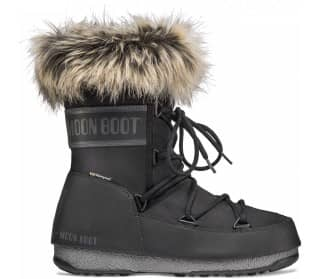 Moon Boot® Monaco Low Dames Winterschoenen