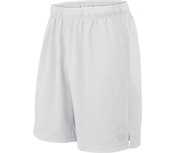 WILSON Rush 9 Inch Woven Men Tennis Shorts - 1