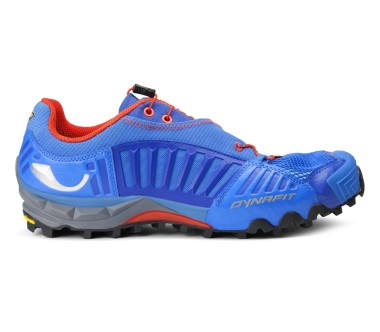 Dynafit - Feline SL men's mountain running shoes (blue/red)