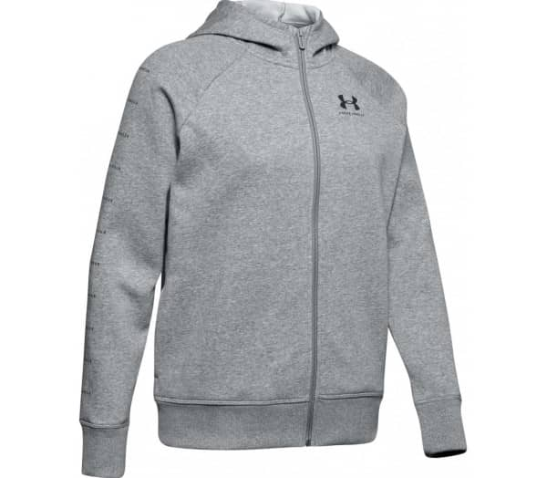 UNDER ARMOUR Rival Fleece Sportstyle Women Fleece Jacket - 1