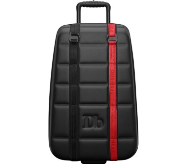 Douchebags - Red Webbing Aviator valise (black/red)