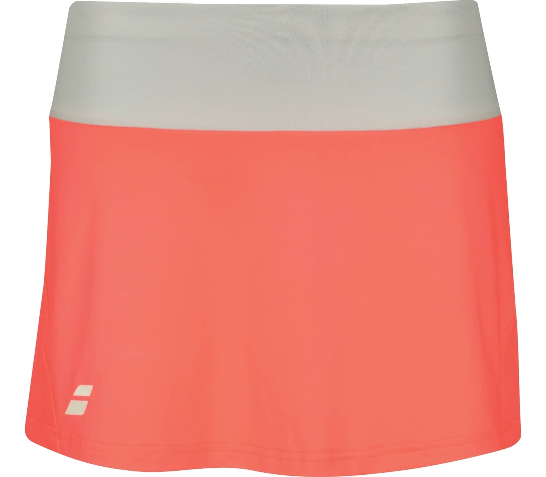 9fade7237c Babolat - Core women's tennis skirt (coral) - buy it at the Keller ...