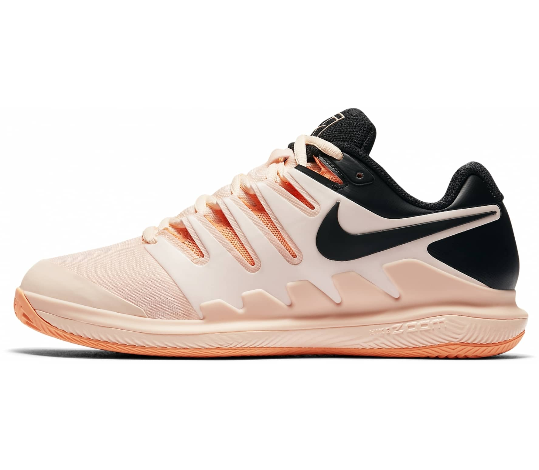 new style 21198 bf5cf Nike - Air Zoom Vapor X Clay womens tennis shoes (hellorangeblack)