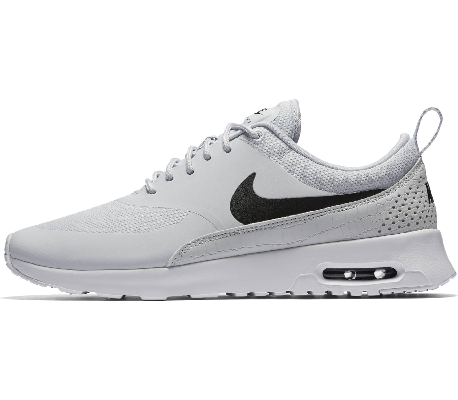 newest d3bee cf39a Nike - Air Max Thea Damen Sneaker (hellgrau)
