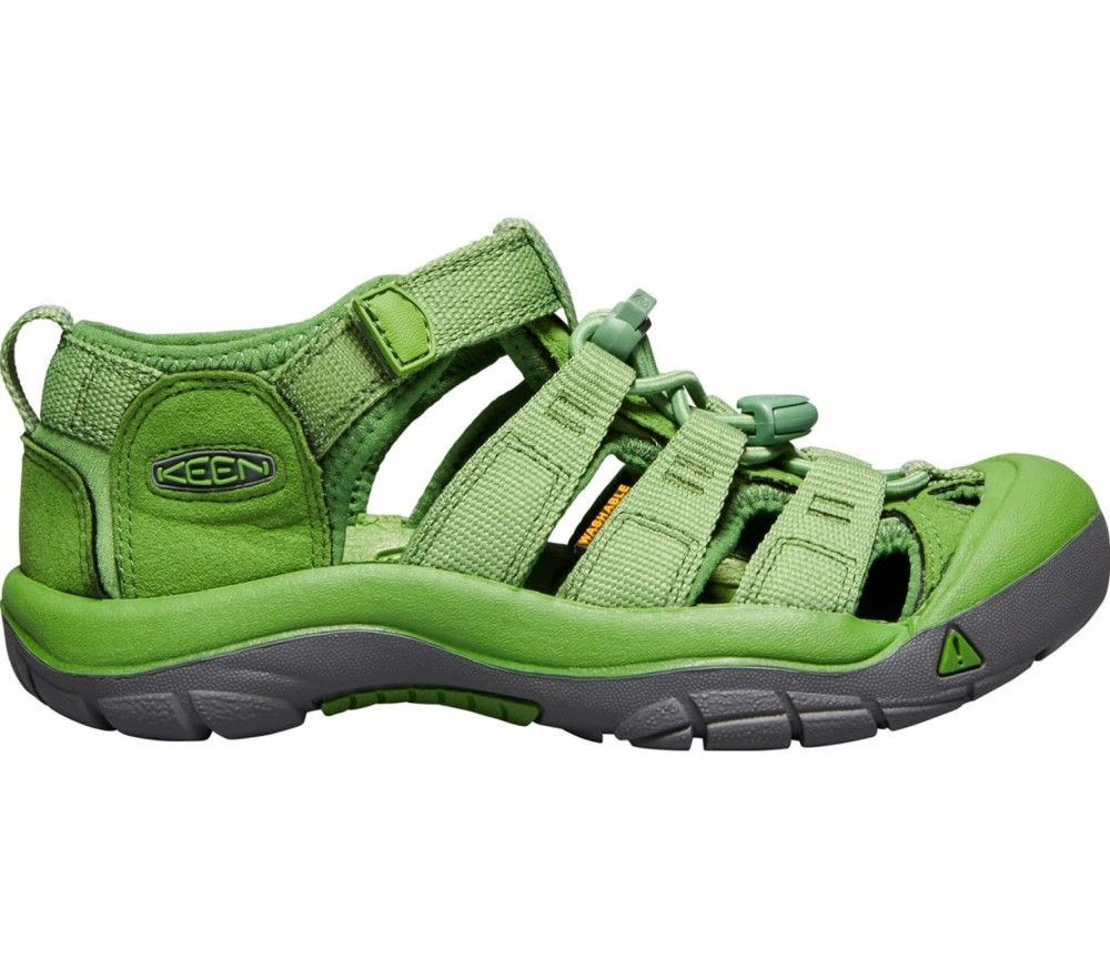 a1082c356c7c Keen - Newport H2 Children outdoor sandals (green) - buy it at the ...