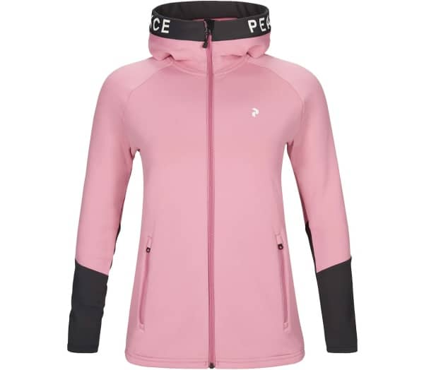 PEAK PERFORMANCE Rider Women Zip-up Sweatshirt - 1