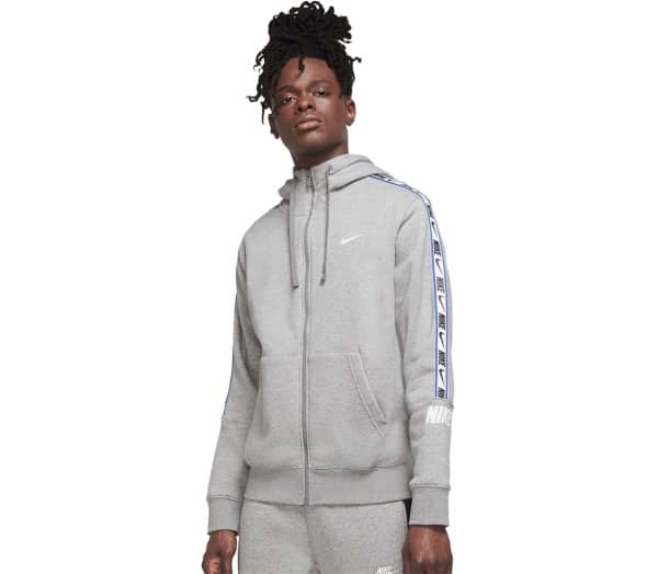 NIKE SPORTSWEAR Repeat Men Zip-up Sweatshirt - 1
