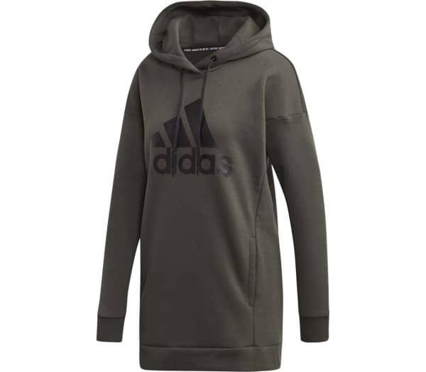 ADIDAS MH BOS Women Training Sweathirt - 1