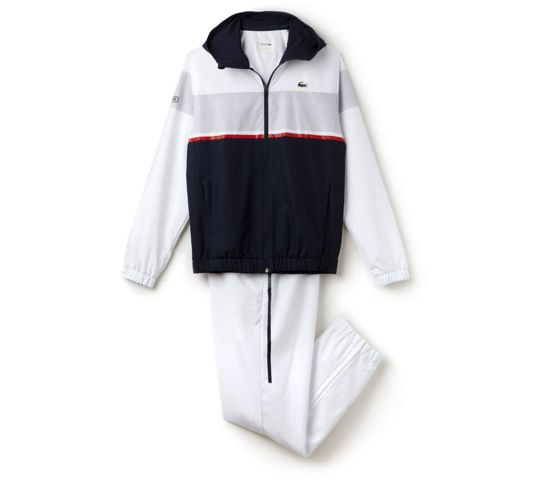 wholesale dealer d98fc c4834 Lacoste Men's tracksuit Herren