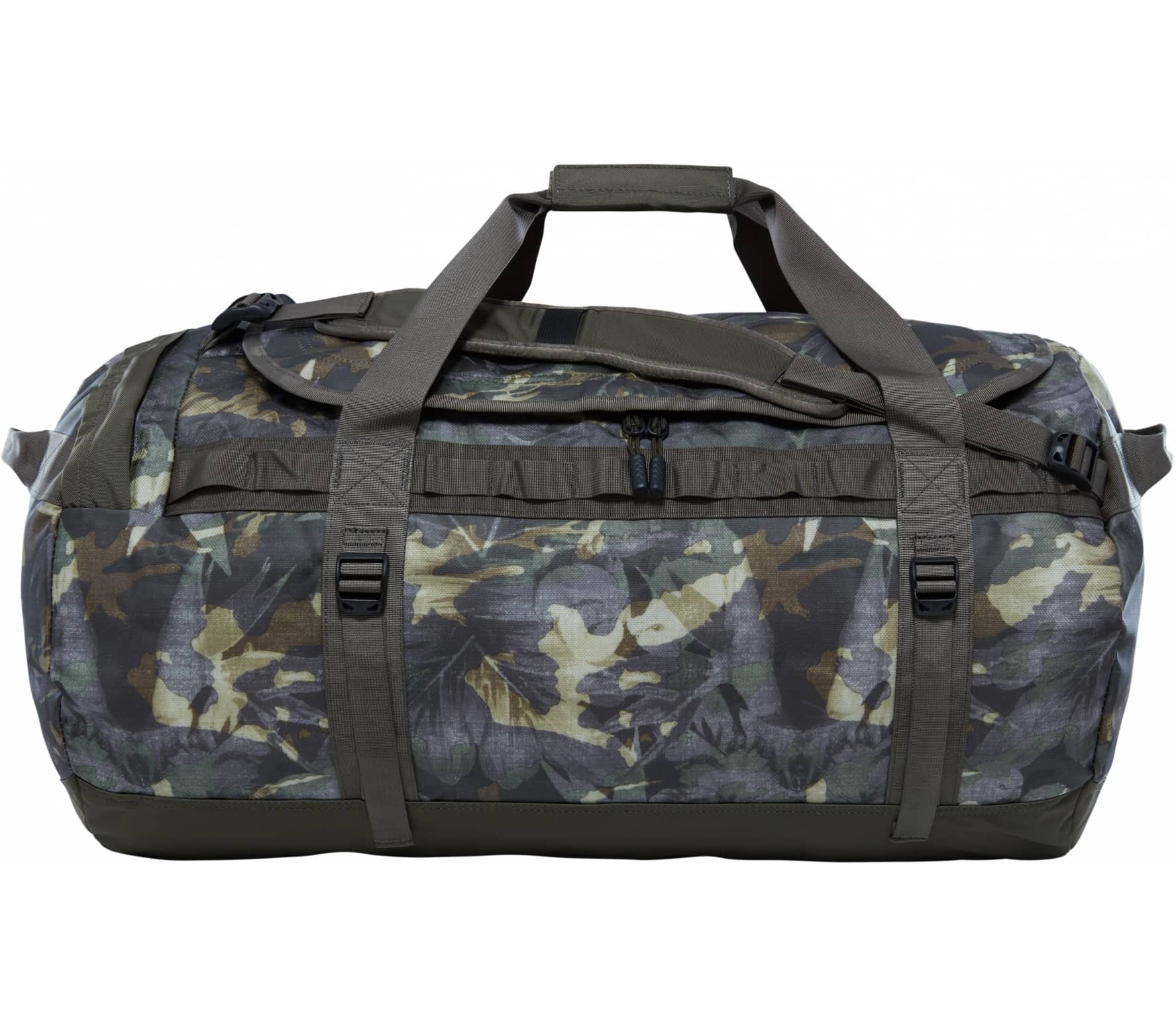 The North Face - Base Camp L Duffel (dunkelgrün)