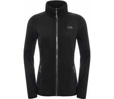 The North Face - 100 Glacier Full-Zip Damen Fleecejacke (schwarz)