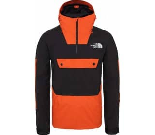 SILVANI ANORAK Men Ski Jacket