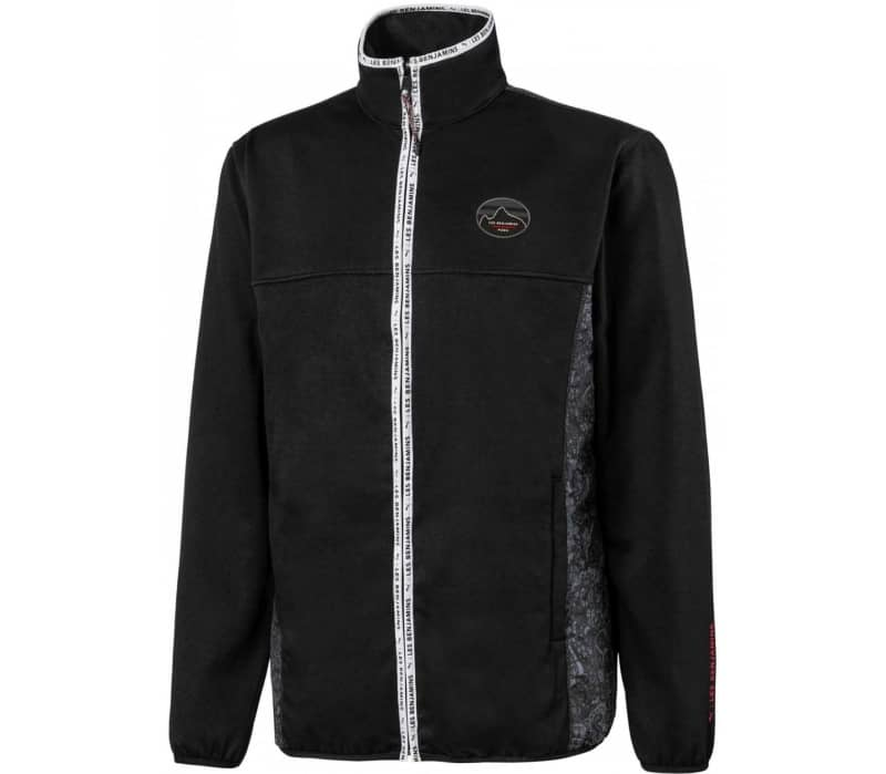 x Les Benjamins Men Track Jacket