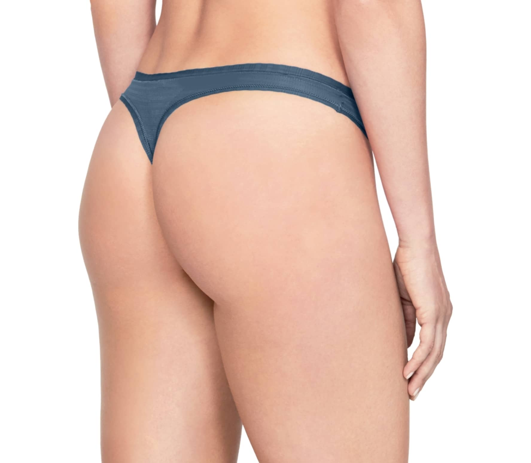 Under Armour - Sheers Thong Novelty women s underwear (blue) - buy ... 592ed543a