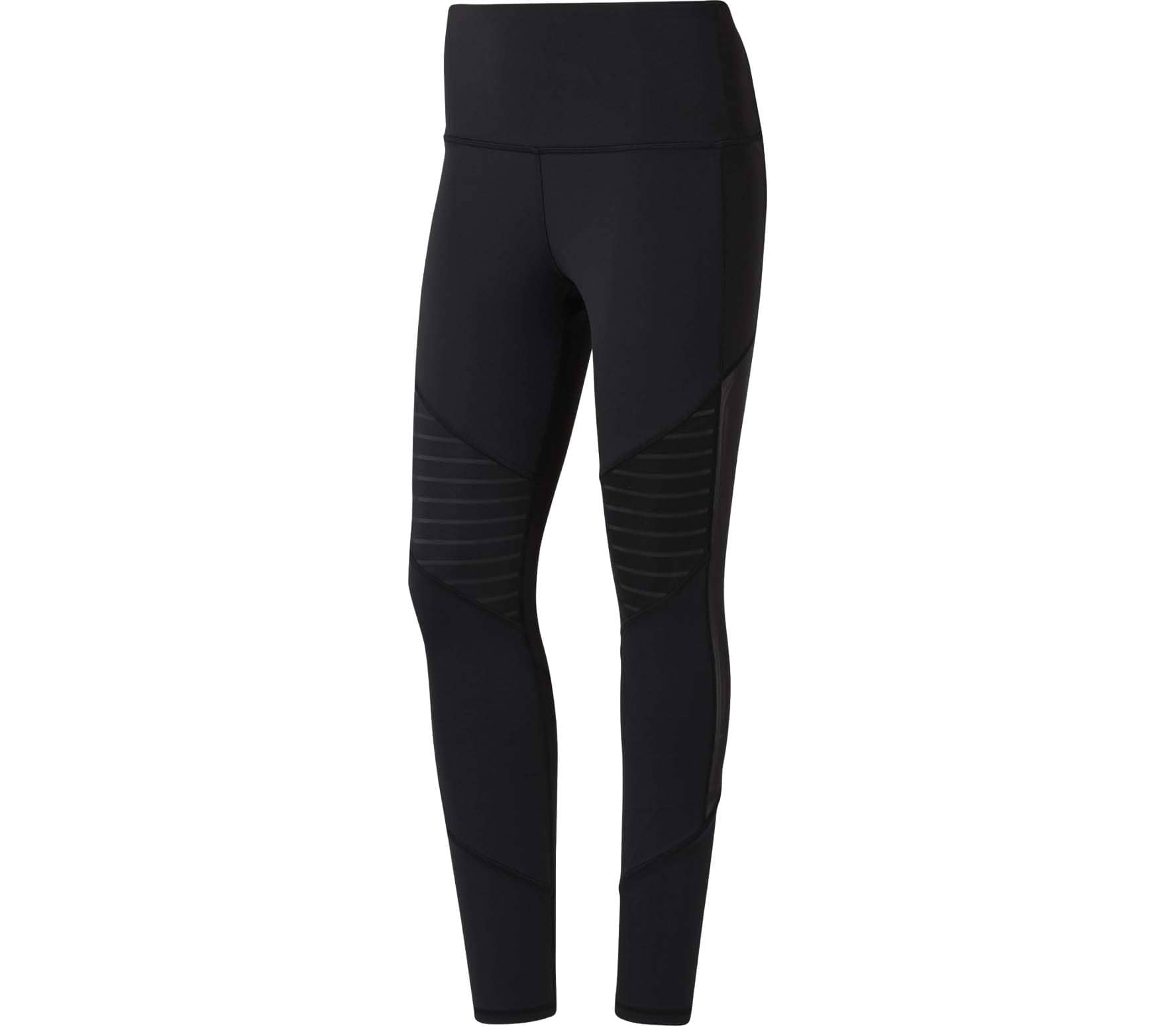 9801fcaef83306 Reebok Mesh Women Training Tights black - buy it at the Keller ...