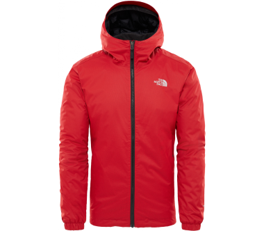 The North Face - Quest Insulated men's functional jacket (red)