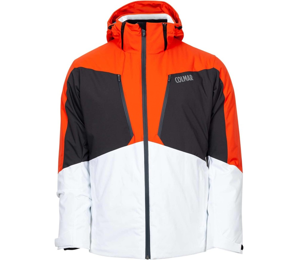 Colmar - Whistler men's skis jacket (white/orange)
