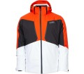 Colmar - Whistler Hommes Manteau de ski (blanc/Orange)