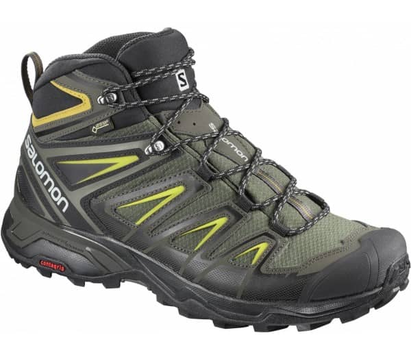 SALOMON X Ultra 3 MID GORE-TEX Men Hiking Boots - 1