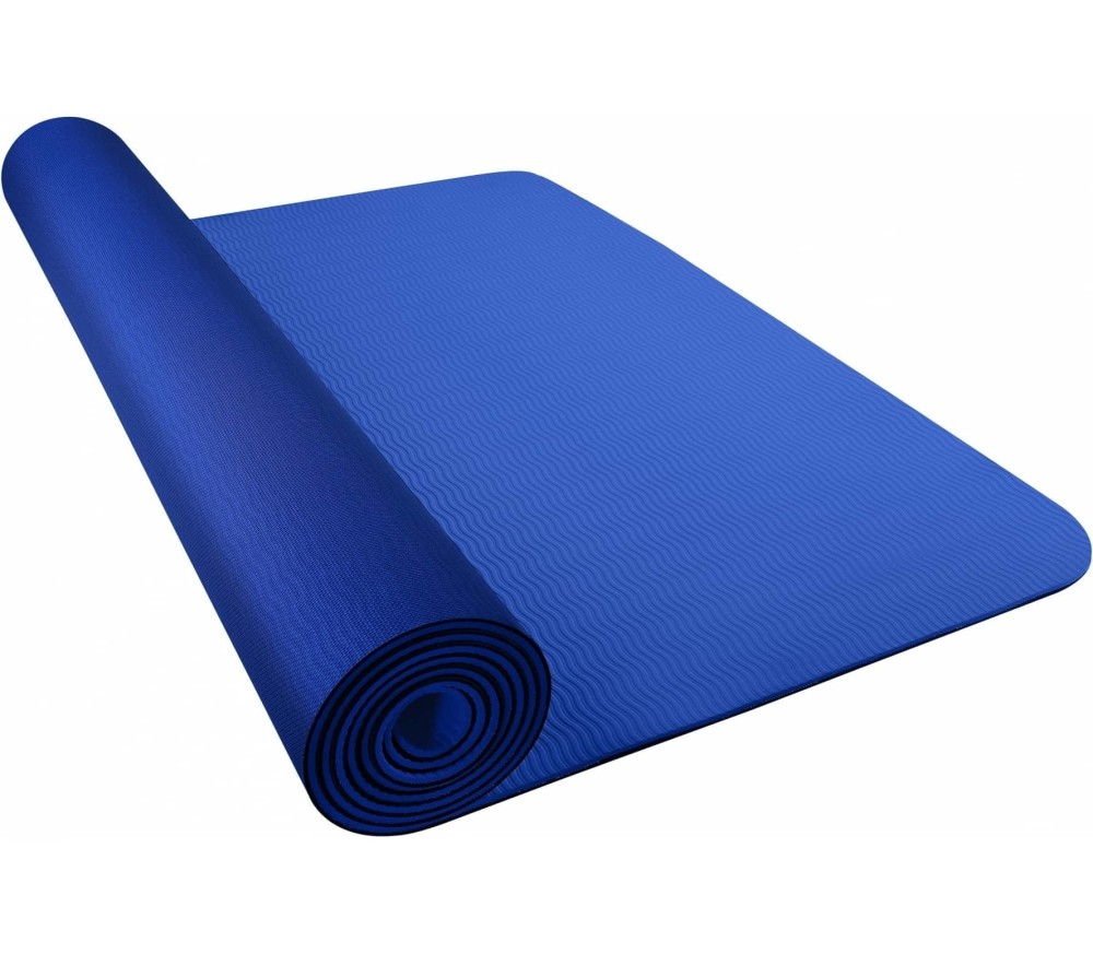 Nike - Fundamental yoga mat (blue)