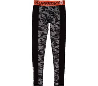 SUPERDRY SPORT® Carbon Baselayer Men Functional Underwear