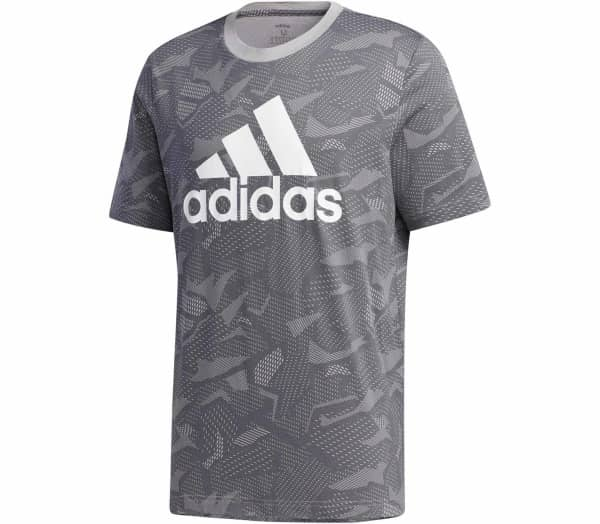 ADIDAS All over Graphic Heren Top - 1