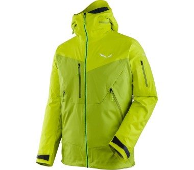 Salewa - Antelao Powertex men's functional jacket (green)