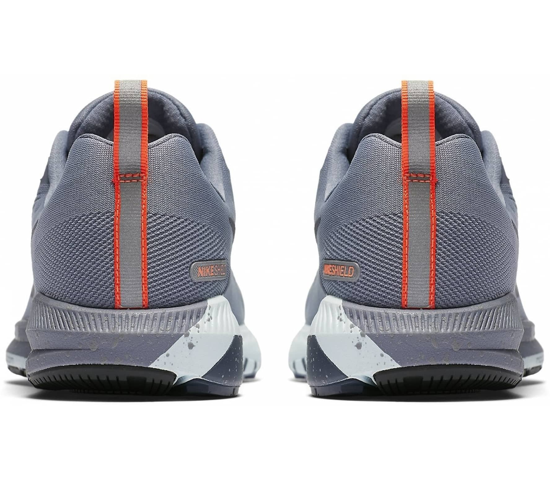 f0b4a1190ba Nike - Air Zoom Structure 21 Shield Mujer Zapatos para correr (azul gris)