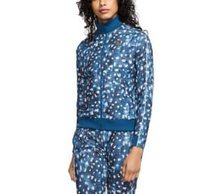 Blue Women Tennis Jacket