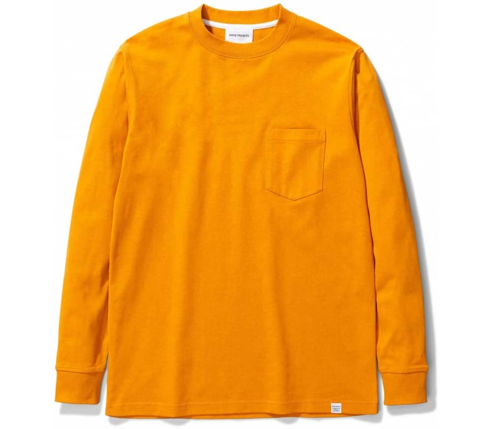 Johannes Pocket Heren Long-sleeve