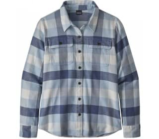 Fjord Flannel Mujer Camisa