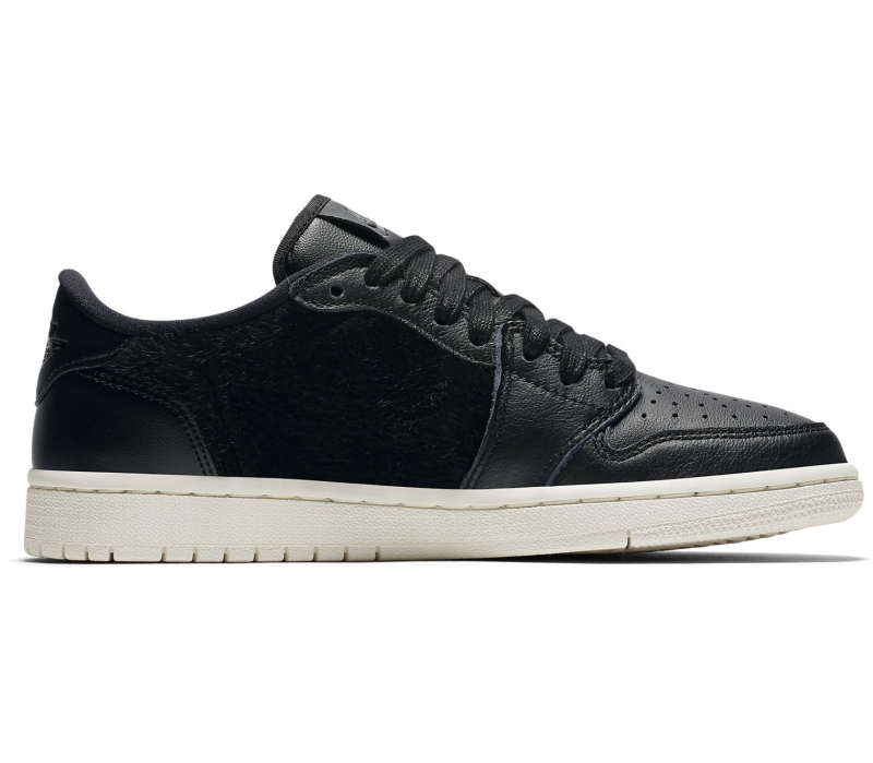 Air Jordan 1 Retro Low 'No Swoosh' Dam Sneakers