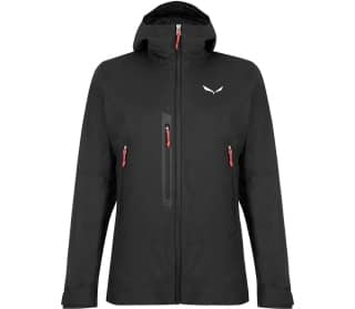 Salewa Pelmo Convertible Women Rain-Jacket