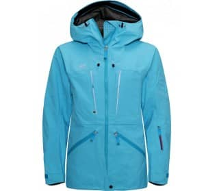 State of Elevenate Bec de Rosses Signature Edition Damen Hardshelljacke