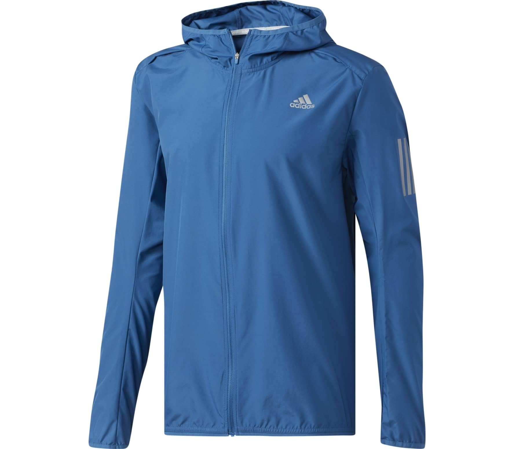 Adidas Response men's windbreaker (blue)